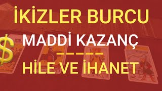 İKİZLER BURCU - TAROT FALI