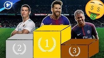 Salaires : Messi explose les compteurs devant CR7 et Neymar | Revue de presse