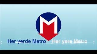 M6 Levent Hisarüstü Metro Hattı Araç İçi G
