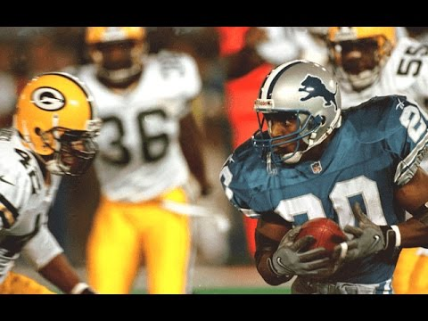 1993 WK 19 NFC Wildcard Green Bay Packers (9-7) @ Detroit Lions (10-6)