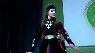 Ансамбль 'Черкесия' - убыхский танец