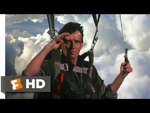 Adventures of Buckaroo Banzai (10/11) Movie CLIP - Saving the Day (1984) HD