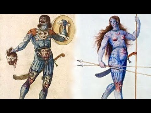 The Picts: Scotland's First People - History, Spirituality & Battle