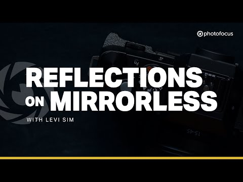 Reflections on Mirrorless, episode 1: Sharky James