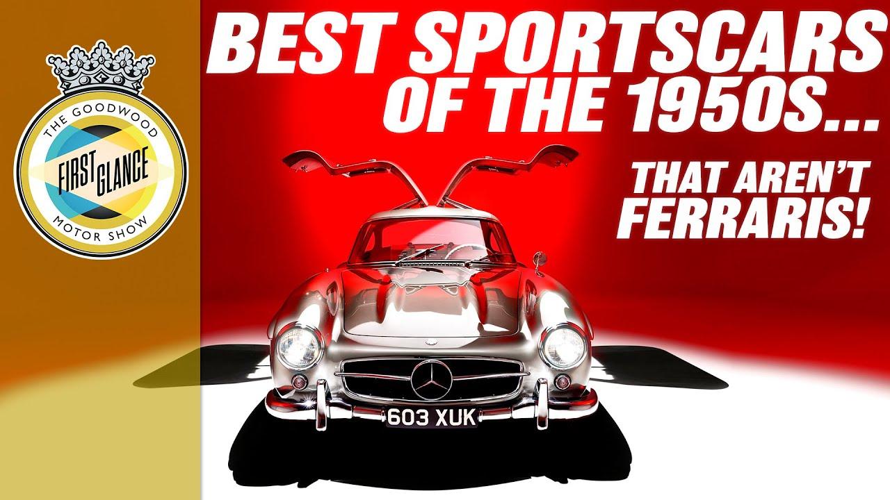 Video: The best sportscars of the 1950s… that aren't a Ferrari!