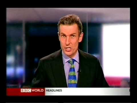BBC World News TOTH - With Mike Embley