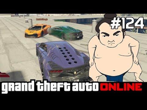 GTA 5 PC Online Po Polsku [#124] SUMO z Hunter, Mardey, Drake /LIVE