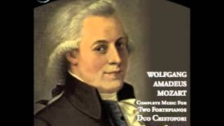 Mozart: Sonata for Two Pianos in D major, K. 448 - (III) Molto Allegro