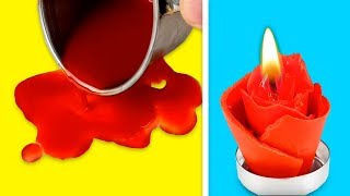 9 AWESOME LIFE HACKS!