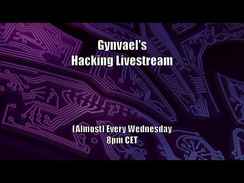 Hacking Livestream #12: Heap exploitation basics