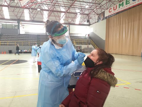 El Sergas cita a 2.000 personas en un cribado en O Carballiño