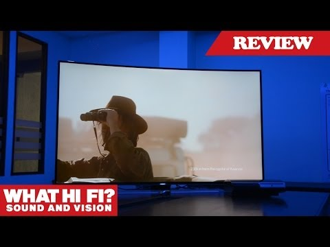 Samsung HU9000 Ultra High Definition TV | Review | What Hi Fi? India