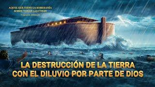 Documental en español latino | La destrucción de la Tierra con el diluvio por parte de Dios