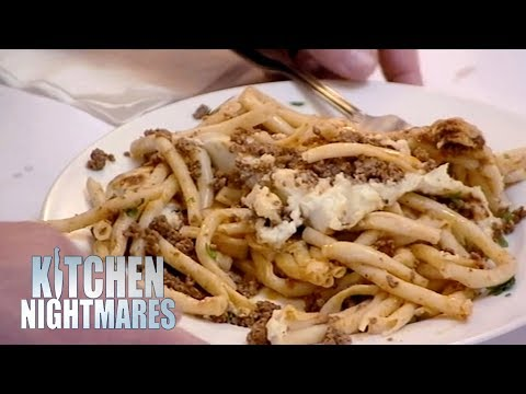 """""""Oh My God... Looks Like The Intestines Of A Cow"""" 