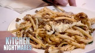 """Oh My God... Looks Like The Intestines Of A Cow"" 