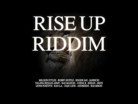 Million Stylez - Neva Stop (Rise up Riddim 2017)