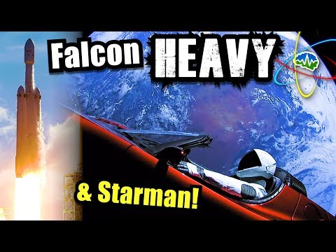 Falcon Heavy & Starman! -  NYK Special Report