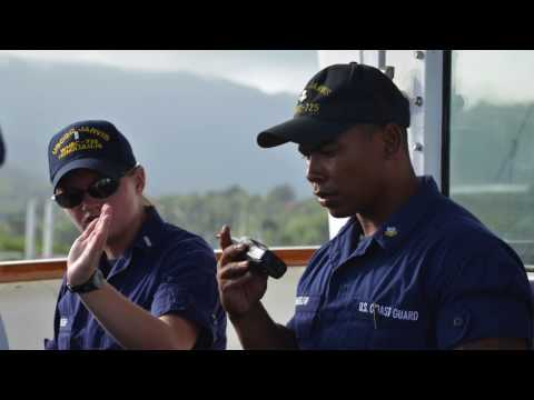Jobs In The Coast Guard (part 1)