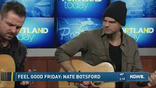 Feel Good Friday: Nate Bosford