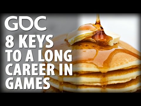 8 Keys to a Long Career in Games