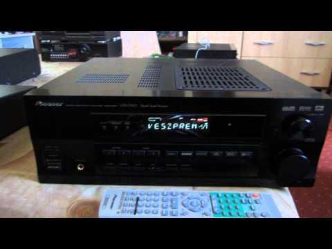 PIONEER VSX 510 5 1 DTS RECRIVER