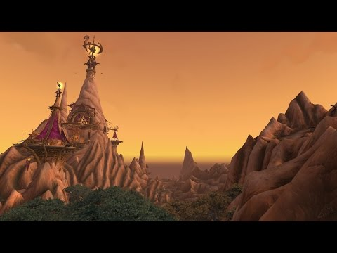 The Story of Spires of Arak - Warlords of Draenor [Lore]