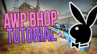 CS:GO Bhop With AWP TUTORIAL
