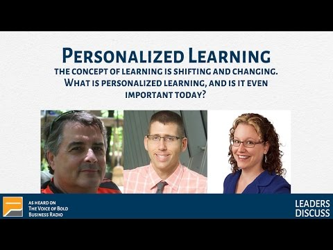 Personalized Learning (P47)