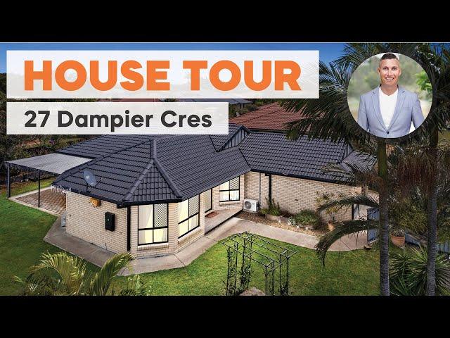 27 Dampier Crescent, Drewvale   House Tour   Chris Gilmour