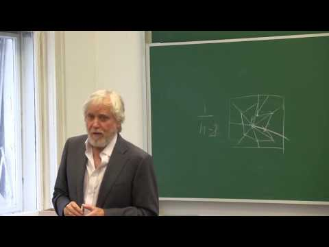 Endre Szemeredi - Problems in Discrete Geometry and Ramsey Theory