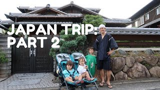 Japan Trip Part 2: sushi, Japanese home, & more!