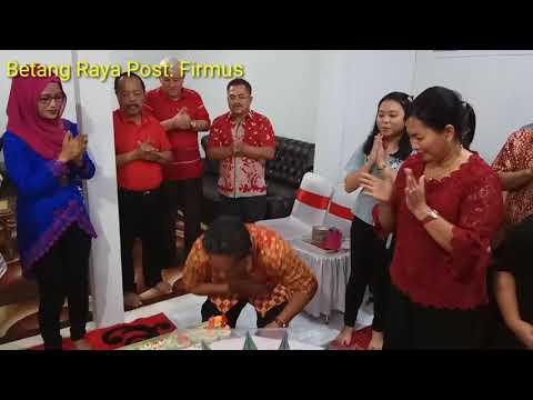 HBD Bupati Sanggau Paolus Hadi ke 48. (25/1/2018)