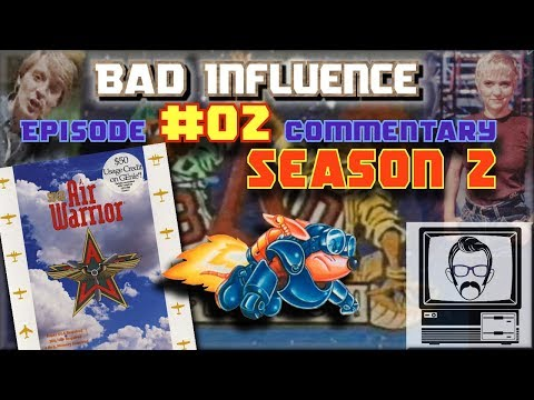 Bad Influence CITV Ep. 2.2 | Gaming over the Phone | Nostalgia Nerd