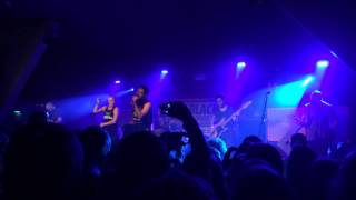 The Blackout - Running Scared (Institute, Birmingham - 25/10/2013)