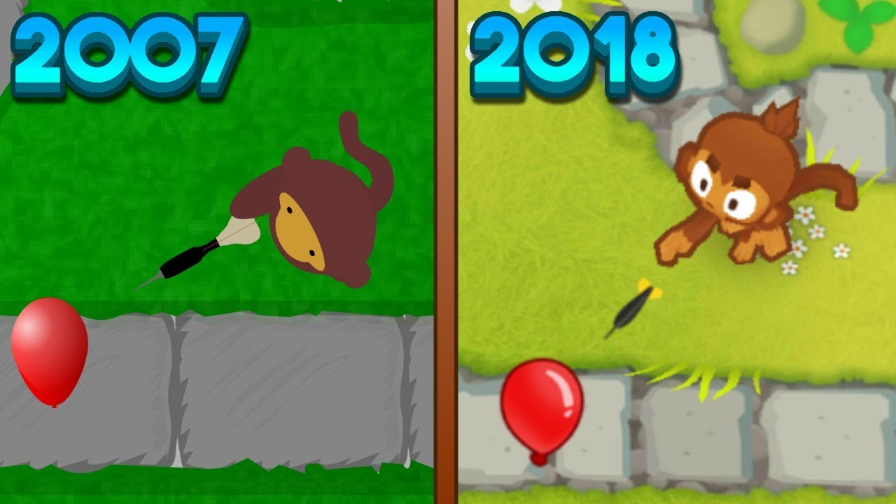 Evolution Of Bloons Tower Defense (2007-2018) image