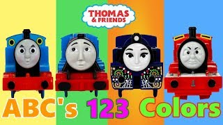 THOMAS AND FRIENDS TRACKMASTER|BEST LEARNING COMPILATION VIDEO FOR KIDS|Thomas & Friends Toys