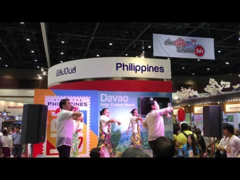 การแสดงของ  ฟิลิปปินส์