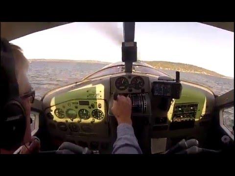 World's Longest DeHavilland Beaver Seaplane Flights with Jim the Pilot