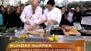 How To Prepare a Meal By( 3 James Beard Award Winning (JBF) Chefs)