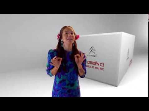 UNBOXING New Citroën C3 by Denise Rosenthal