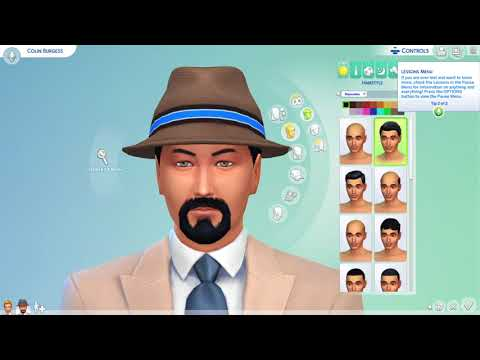 The Sims™ 4 the Burgess's