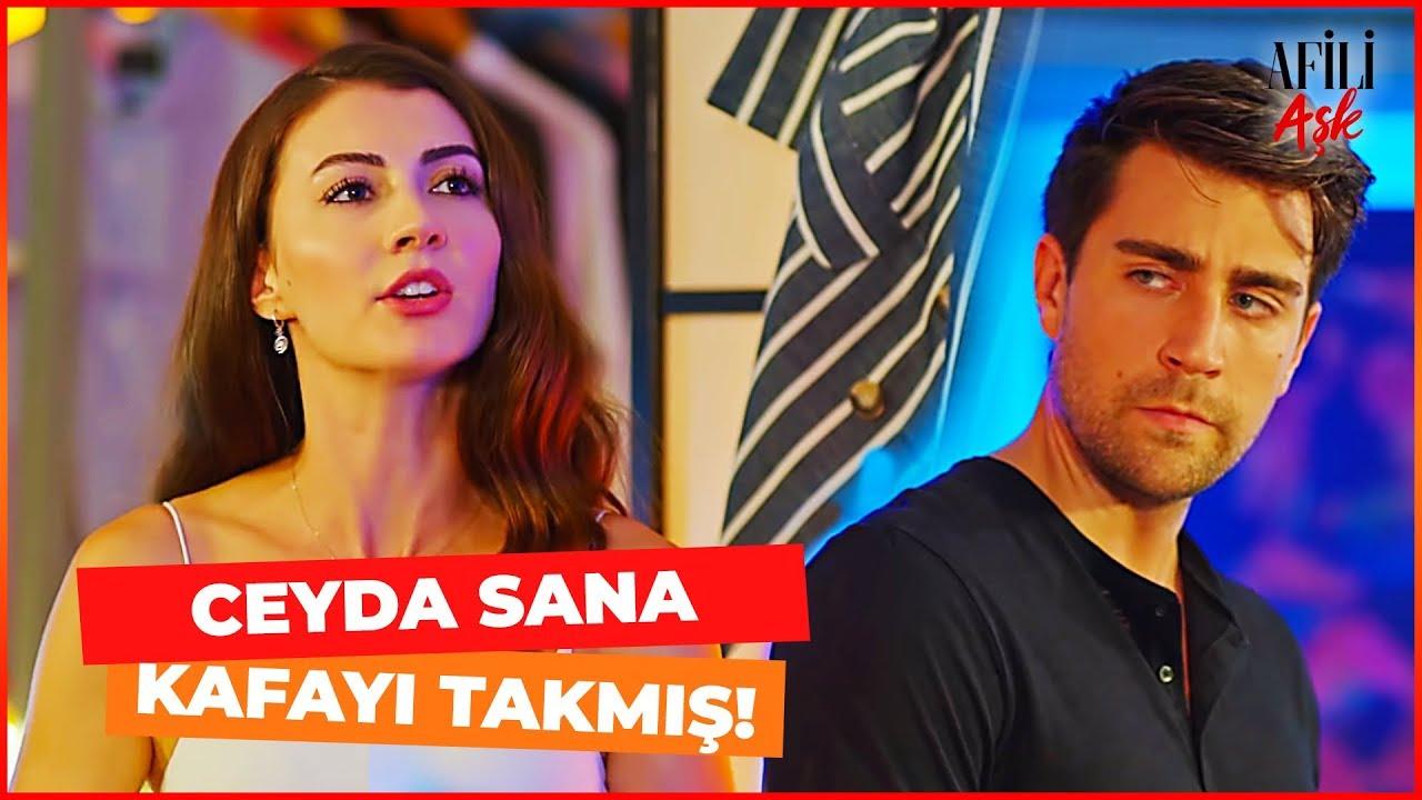 Ayşe ve Kerem, Ceyda Yüzünden KAVGA Etti! - Afili Aşk 15. Bölüm