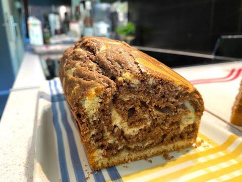 recette-du-gÂteau-marbrÉ-moelleux---facile-et-rapide