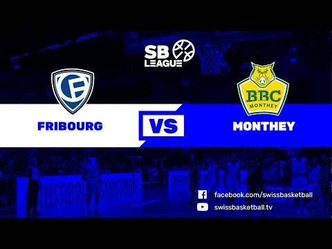 SB League - Day 4: Fribourg vs. Monthey