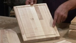 Cutting Board Made Easy