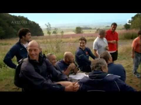 Rugby une année au pôle France de Marcoussis
