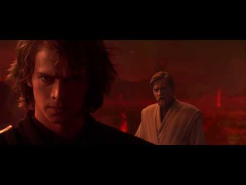 Anakin with Vader's Voice