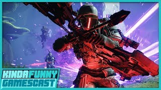 Destiny 2 Shadowkeep Impressions - Kinda Funny Gamescast Ep. 241