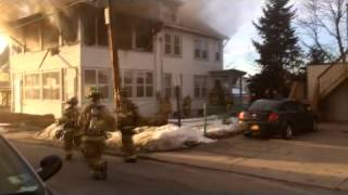 Solvay Fire: The Frontline (2013 Year In Review)