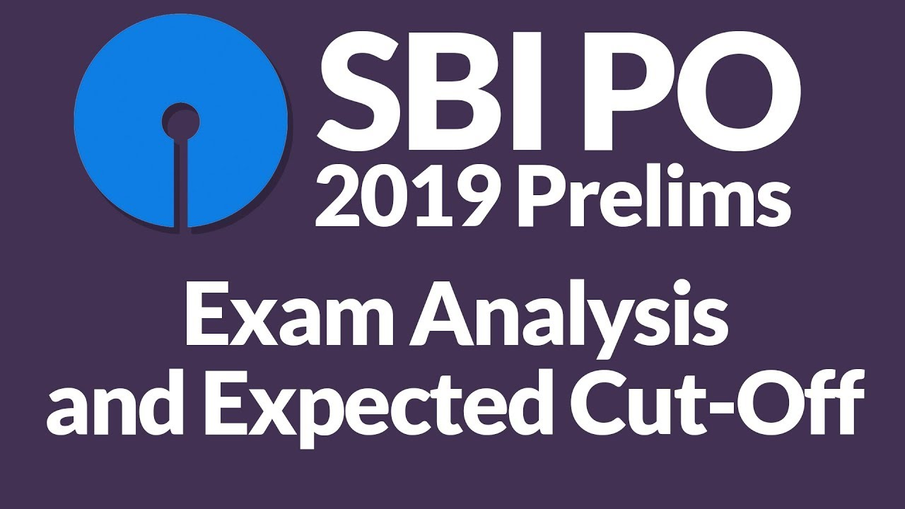 Download PDF SBI PO Prelims 2019 Memory Based Question Paper